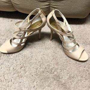 Michael Kors Jessie Zip Back Heels
